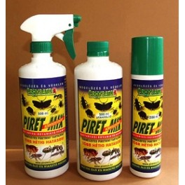 Rovarirtó spray